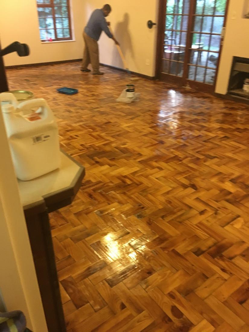 Floors Done!